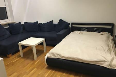 Einzimmerwohnung mit Wohnküche - 뮌헨(Munich) - 아파트