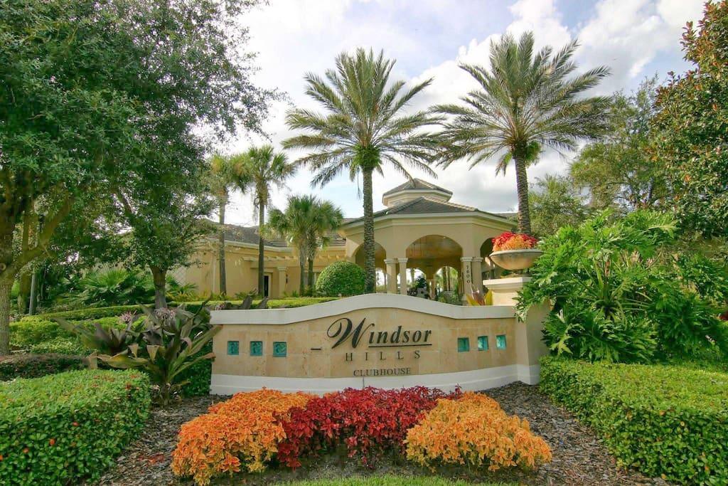 Windsor Hills Resort is a premier gated vacation community