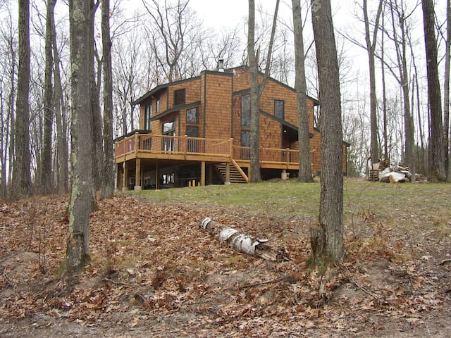 Northwoods WI Lake Home / cabin - Webster - Casa