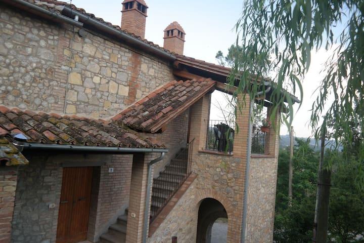 Casa Giulia - Monteleone d'Orvieto - Monteleone d'Orvieto - Apartament