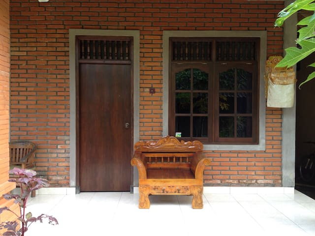 AMALUKU A CHEAP ACCOMODATION - Gianyar - Apartmen