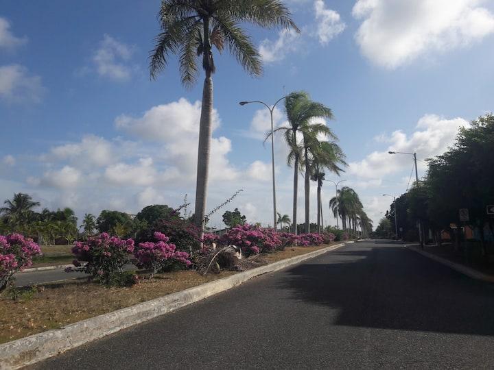 Villa Panamericana zona tranquila, bella y segura