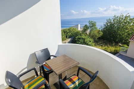 Studios Estera (ST) - Studio Apartment with Sea View (A3)