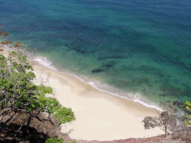 Mar al Cielo Eco-Retreat Oasis for2 - Lo De Marcos - บ้าน