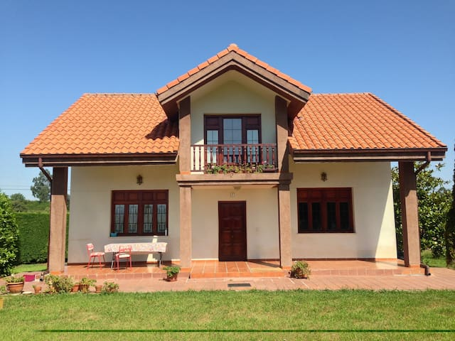Big rustic house close to city sea and mountains - Camargo - Casa