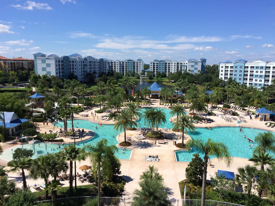 The fountains near disney seaworld apartments for rent for Pool show in orlando 2016