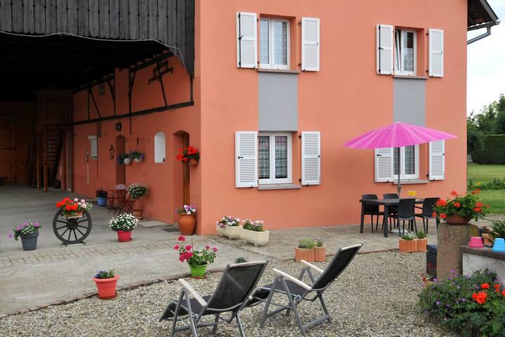 Gite Muller à 5km de Colmar