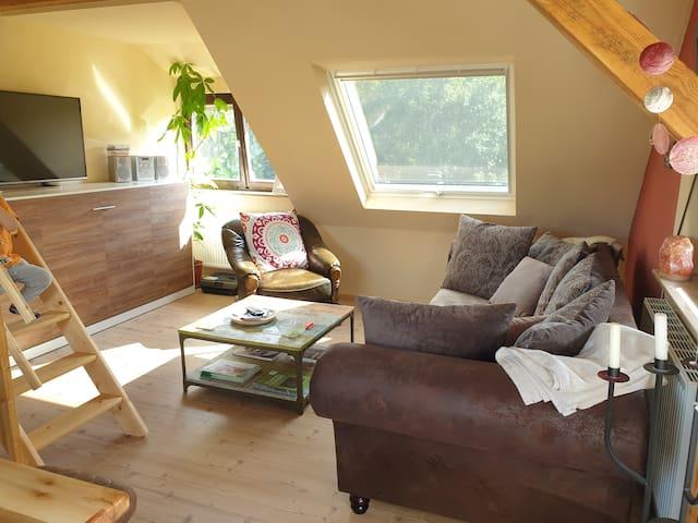 """Gemütliches Heim im """"Kalten Loch"""""""