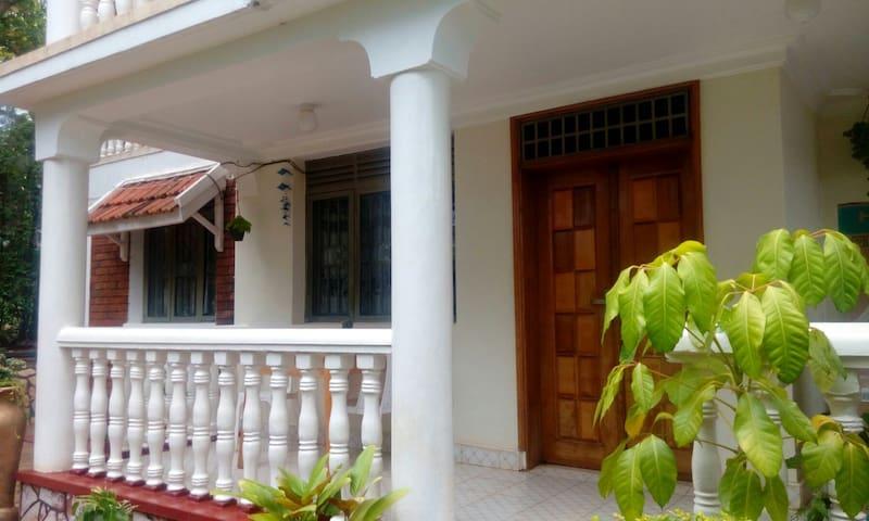 Your home in Uganda