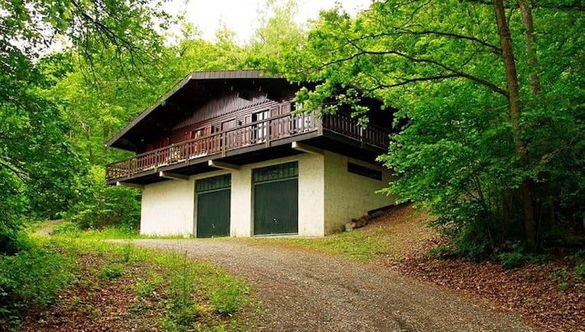vakantiehuis 't Boshuisje - Beauraing - Hus