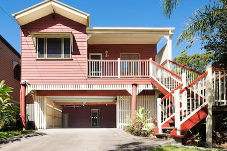 Brisbane  River Retreat Full House - Bulimba - House