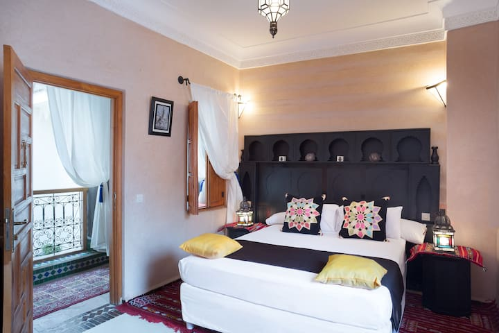 Noir Intense Chambre tout Confort - Marrakesh - Rumah