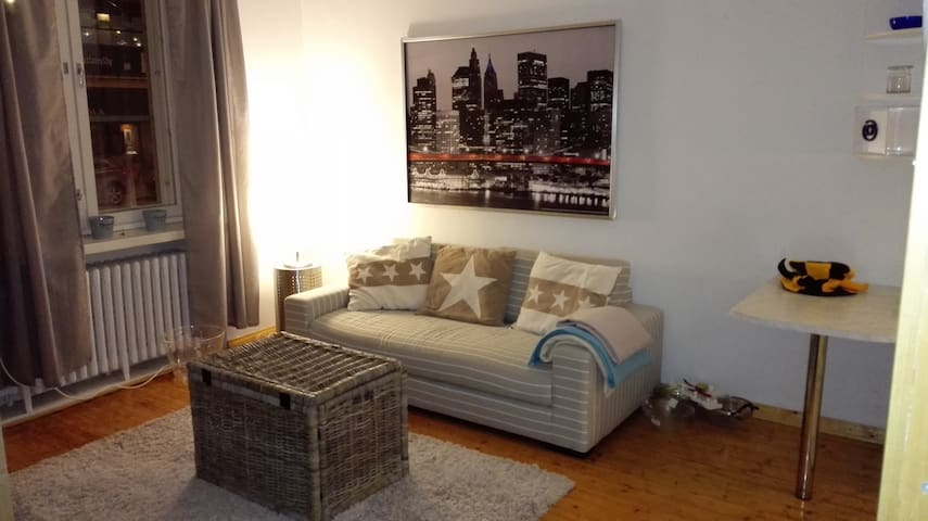 Cute apartment good location - Turku - Daire