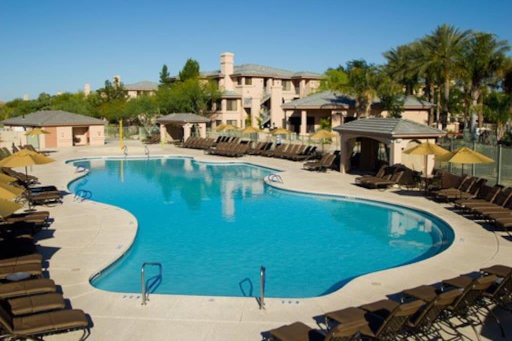 Scottsdale links resort 2 bedroom condo serviced 2 bedroom apartments in scottsdale az