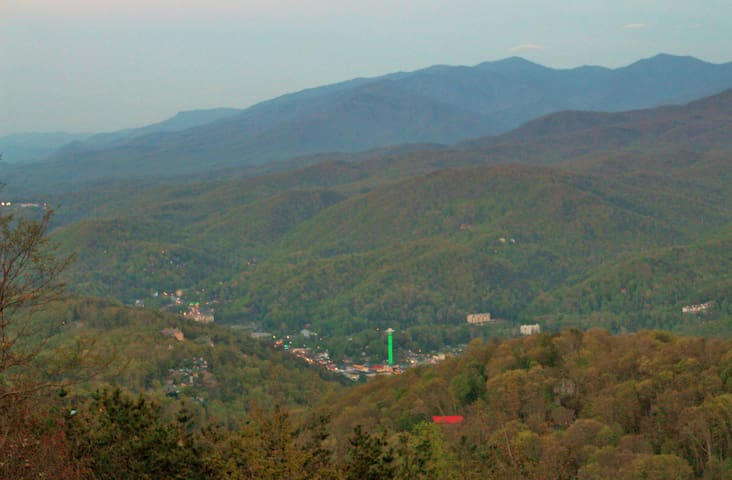 Spectacular Views at Great Escape - Gatlinburg - Flat