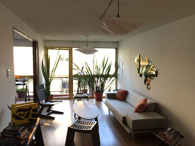 Best location in Condesa, DF!! - Mexico City - Apartmen