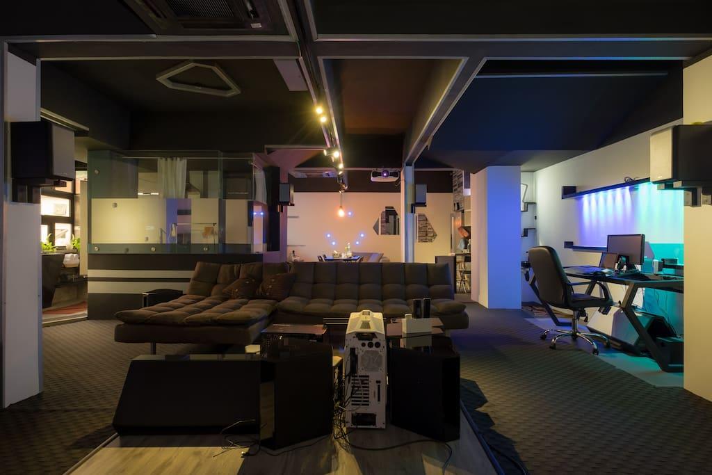 studio apartment penang high tech modern studio apartment套房 apartments for rent in gelugor penang malaysia