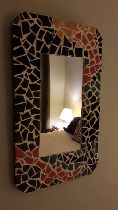 Mosaic Artisan Mirror