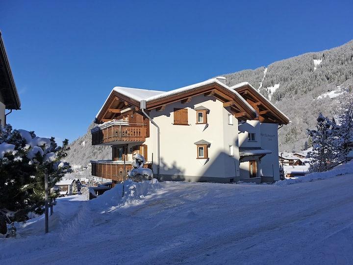 5 ½ Zimmer Haus Wyss Tschuggen, Klosters