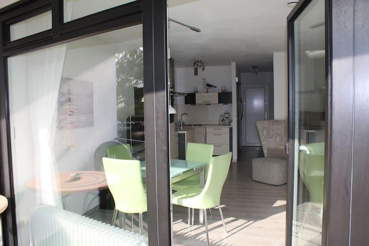 Moderne Wohnung an der Lübecker Bucht