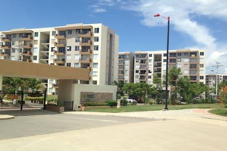Spectacular Apartment Hacienda Peñalisa Bambú !! - Girardot