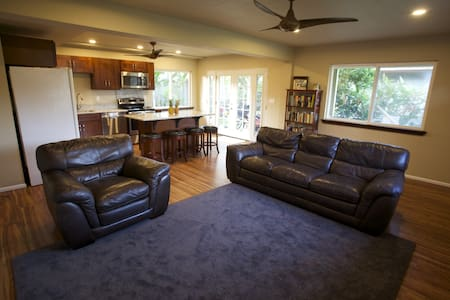 Brand new just steps from the beach - Hauula