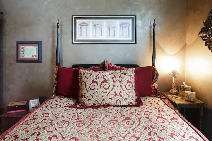 Private En Suite Bedroom for 2 - Bellevue - Dom