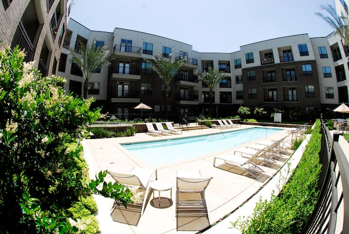 Richmond Avenue in the charming Greenway Plaza ! - Houston - Apartment