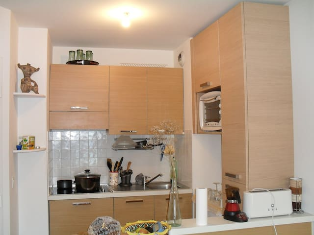 Foto cucina appartamento