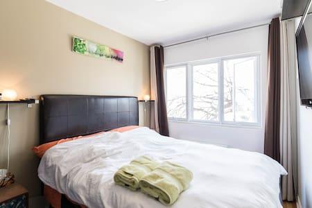 Appartement près du Stade Olympique - Lägenhet