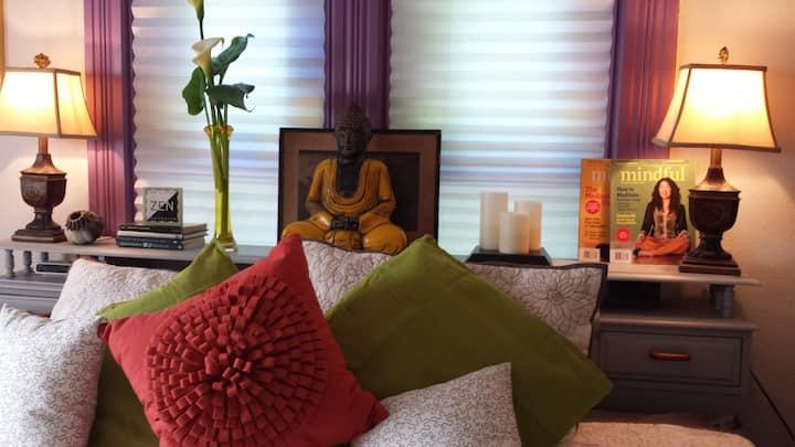 Spacious Sellwood 2 bedroom Suite