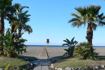 Beach-3min walk - Snow-50min drive - Motril - Apartament