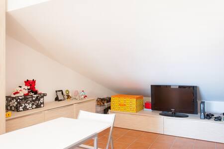 mansarda arredata - Apartment