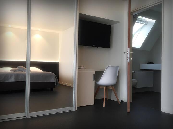 Room for 2 pers. + terrace - Villa Vindina