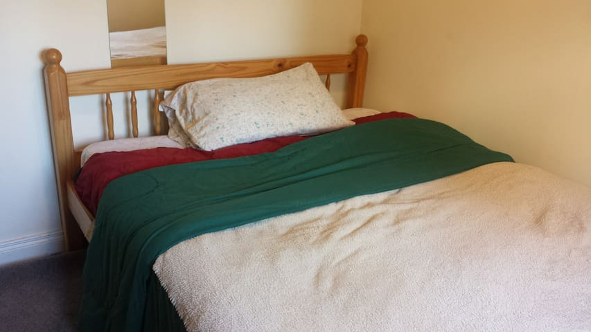 Fab Self-Catering Flat with Parking - Tullamore - Guesthouse