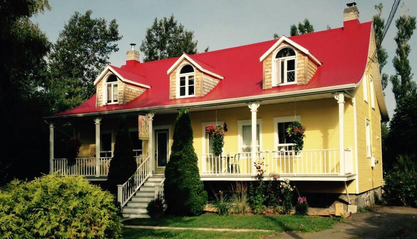 Maison ancestrale (semi-détaché)