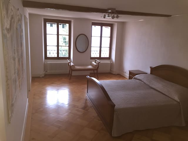 Exclusive 200m2 flat on Lake Geneva - Morges - Daire