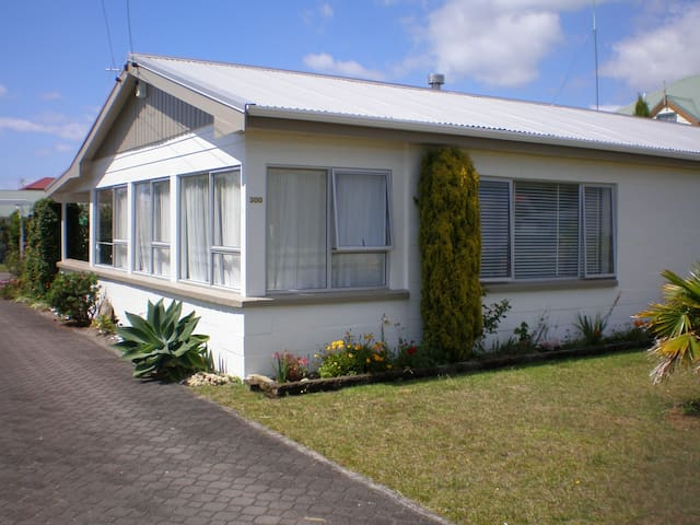 Rutherford Cottage - Whangamata - House