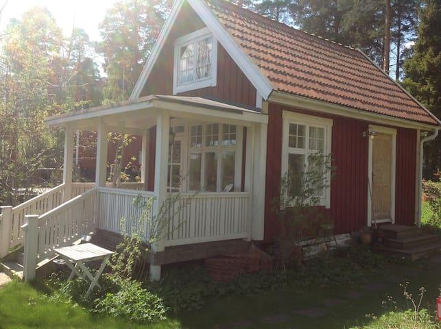 Ocean view in Storholmen, Stockholm - Vaxholm - Casa