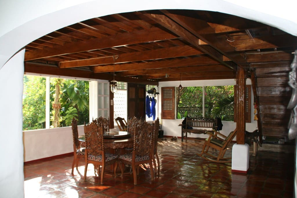 Dining room downstairs