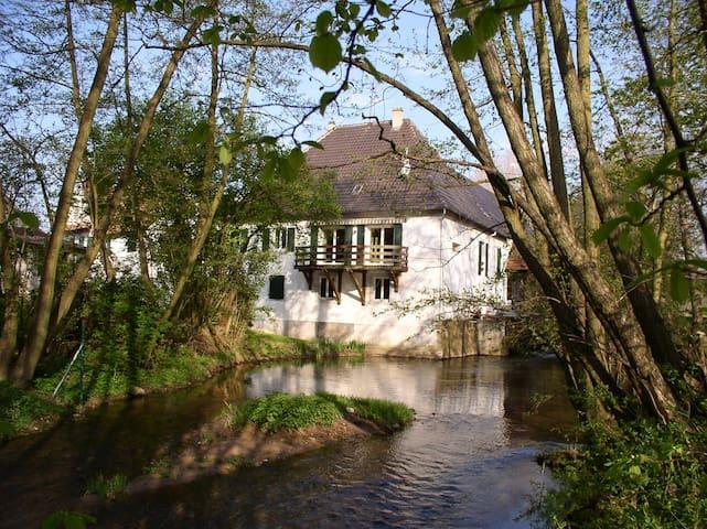 Gîte 4 pers sur route des vins d'Alsace - Soultz-les-Bains - Apartemen