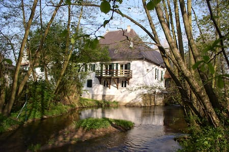 Gîte 4 pers sur route des vins d'Alsace - Soultz-les-Bains - Wohnung