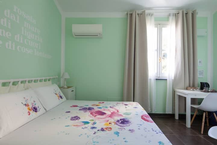 SweetMemories-Amandolevanto B&B 5 Terre