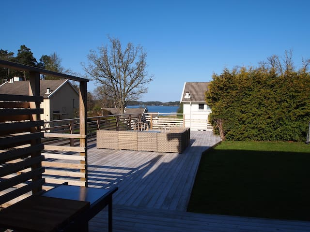 Charming house with great sea view  - Värmdö