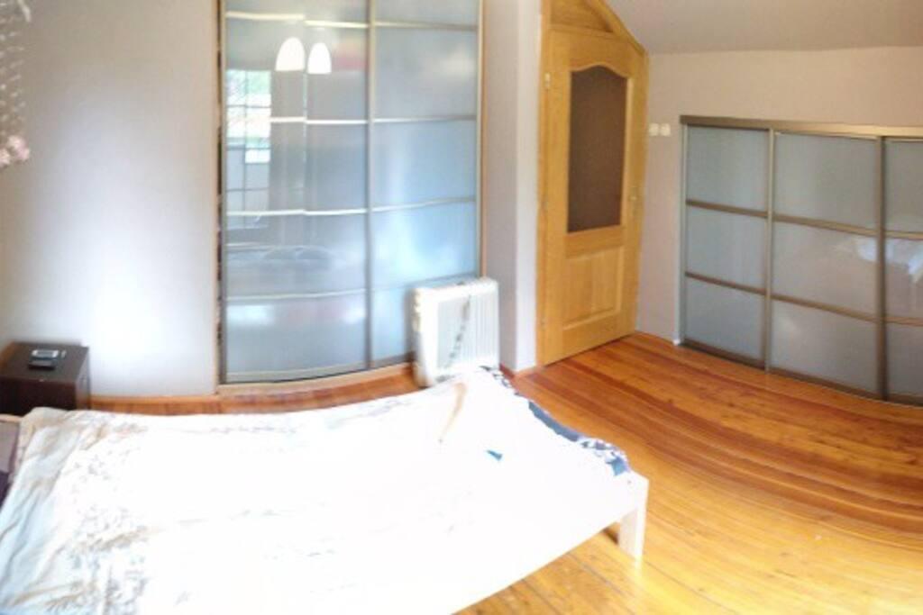 отдельная комната, 3 этаж