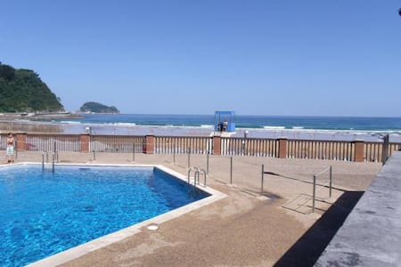 Beach House with Pool & Garden - Zarautz - Hus