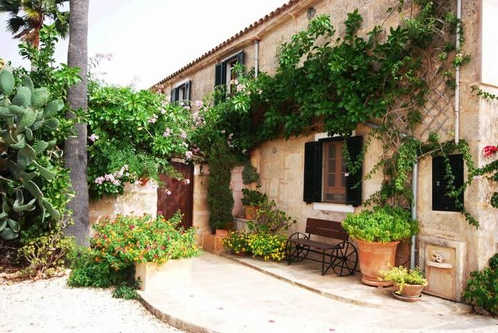 Ferienwohnung Suite Mallorca Finca Libertad SET - Campos - Appartement