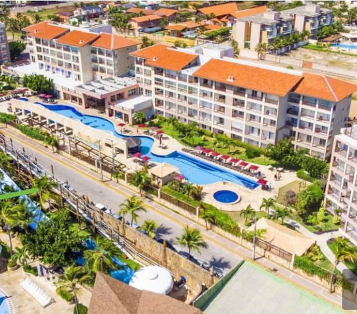 Apto Porto das Dunas - Apartamento Familiar