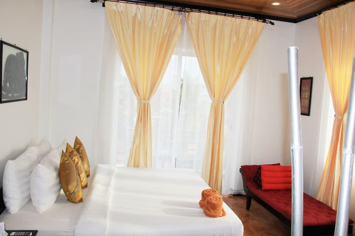 Vibrant and airy double in Siem Reap - Krong Siem Reap - Wohnung