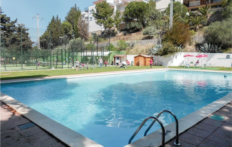 Holiday apartment with 3 bedrooms on 65m² in Llancà